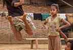 Enfants Khammouane Laos Amica Travel