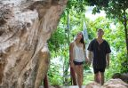 Visiter grottes baie d'Halong Amica Travel