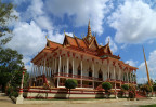 Pagode Kratie Cambodge Amica Travel