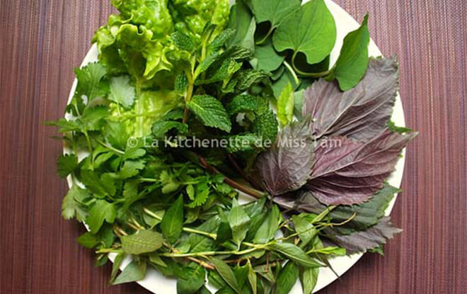 La kitchenette de miss t m l 39 interview amica travel - Herbes aromatiques cuisine liste ...