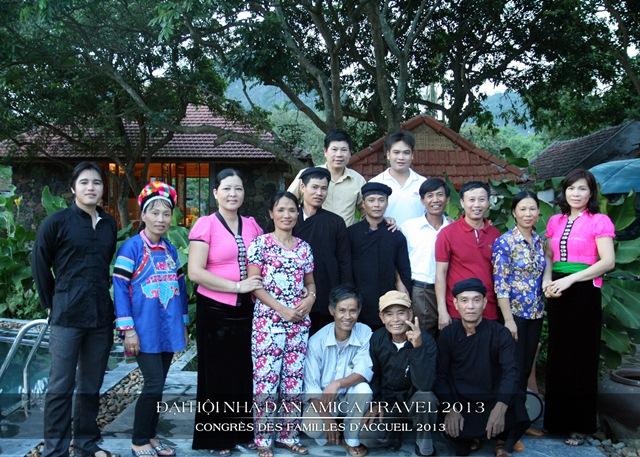 Congres des familles d'accueil