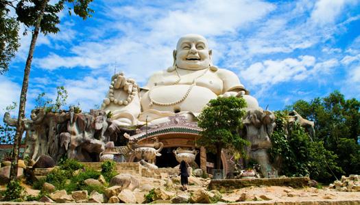 pagode au vietnam