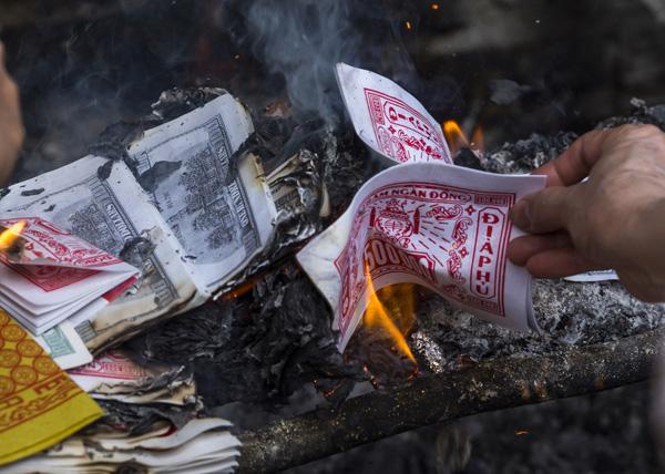 enterrement chez les vietnamiens