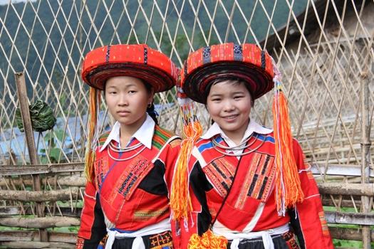 Ethnie Pa Then, Nord Vietnam