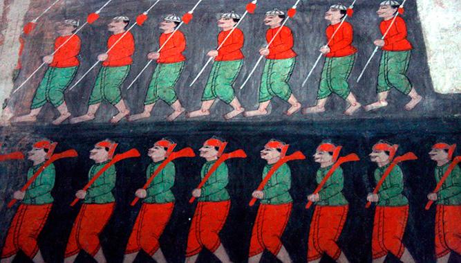 histoire du laos prosperite et decadence