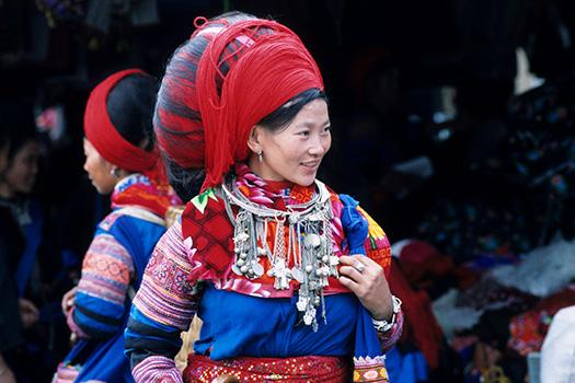 Hmong rouge Sapa