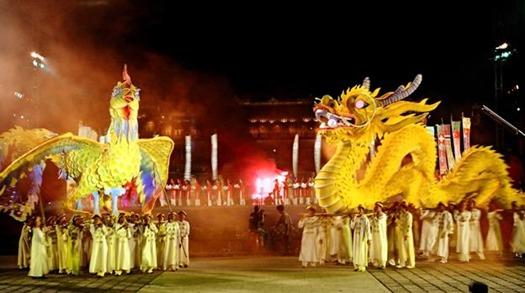 Le Festival à Hue en 2012