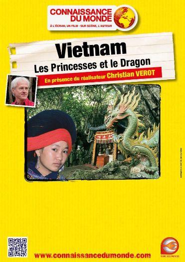 le film «Vietnam, les Princesses et le Dragon»