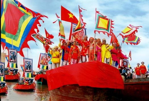 fete traditionnelle vietnam