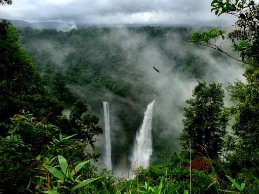 chutes d'eau laos tad fane