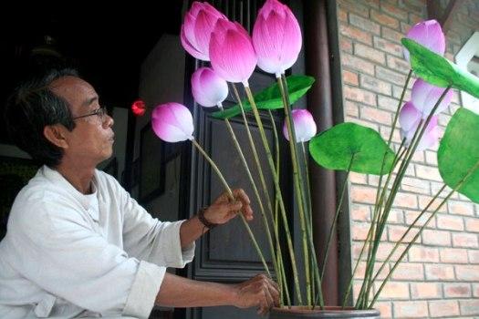 festival des métiers traditionnels de hue