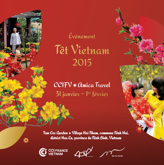 Une joyeuse t t traditionnel tam coc garden amica travel for Chambre de commerce vietnam