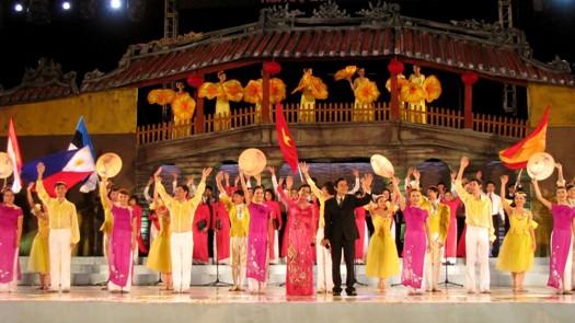 hoi an, centre du vietnam