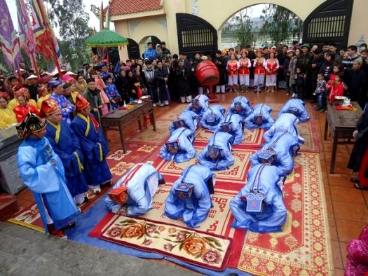 fête lim bac ninh, patrimoine mondial vietnam