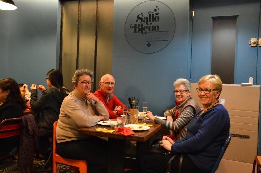 lapremière soirée Amicale au Foyer Vietnam à Paris