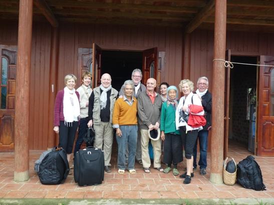 Souvenir de voyage à Bac Ha, dans le Nord Vietnam