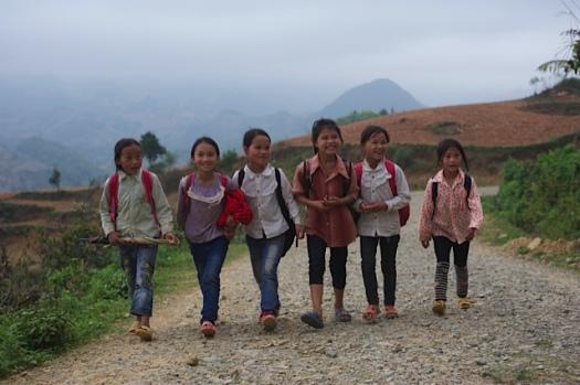 Séjour au Vietnam d'Alain