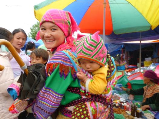 nord vietnam bac ha
