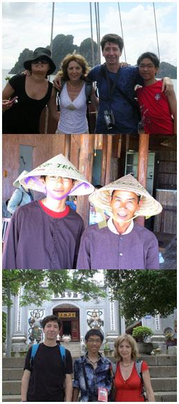 un voyage au Vietnam très bien organisé